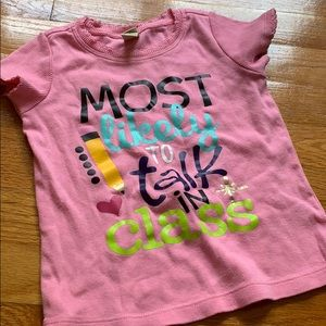 Other - Girls boutique shirt